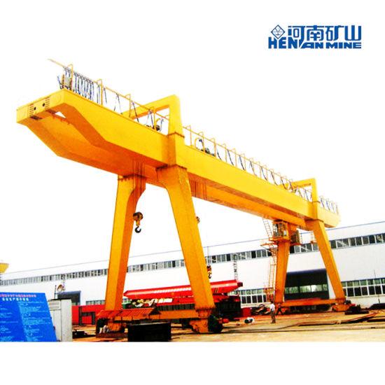 China Mg Box Structure 10 Ton Gantry Crane Price - China