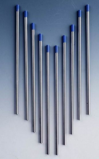 Wl10, Wl15, Wl20 Lanthanum-Tungsten Electrode for TIG Welding pictures & photos