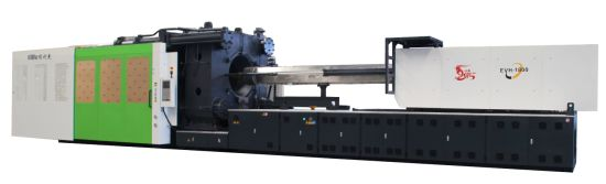 High Efficiency Plastic Injection Machine Made in China