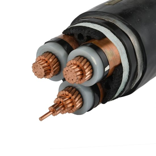 XLPE/PVC Cable, Copper/Aluminium Conductor Power Cable.