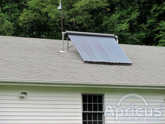 SRCC Approved Solar Water Heater (AP-30) pictures & photos