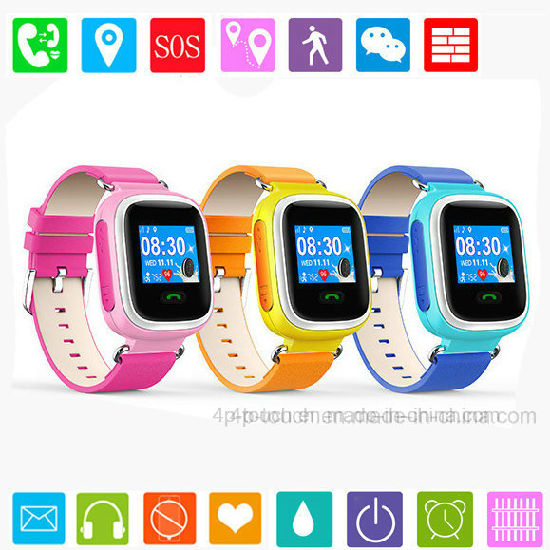 China Best Birthday Gift For Kids Gps Watch With Colorful Screen Y5