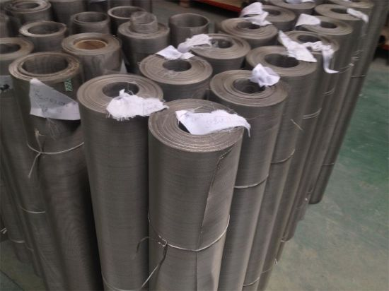 Tec-Sieve Stainless Steel Woven Wire Mesh for Filtration Purposes