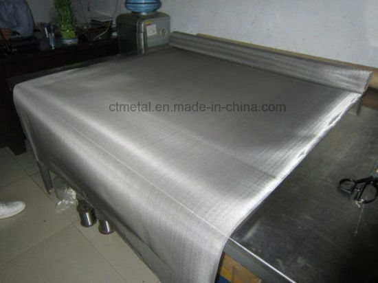 Stainless Steel Wire Mesh for Filtering (CTM-14) pictures & photos