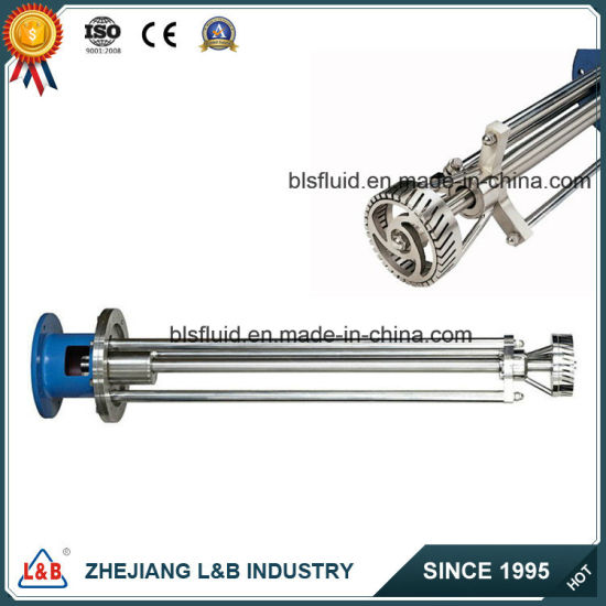 Stainless Steel Brh4 Food High Speed Industrial High Shear Mixer