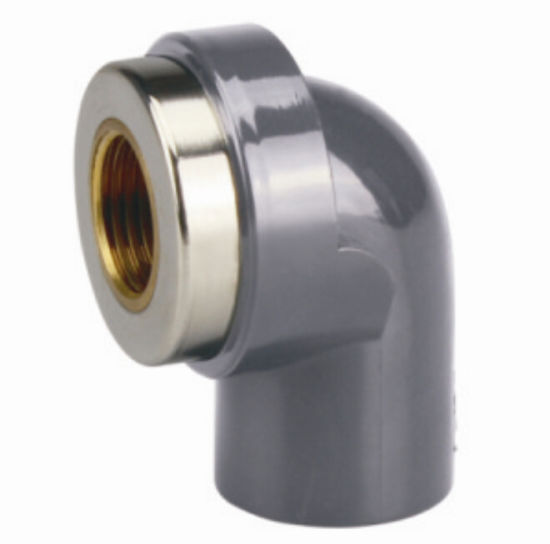 PVC-U Sch80 Pipes & Fittings for Water Supply pictures & photos