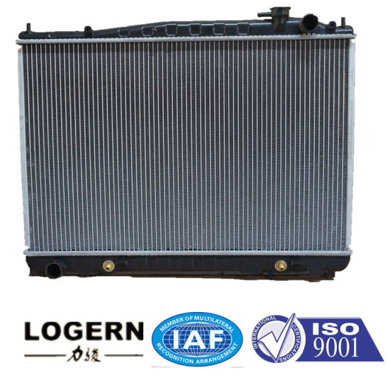 High Efficient Performance Radiator For Nissan Cima 97 01 Infiniti Q45 Pictures