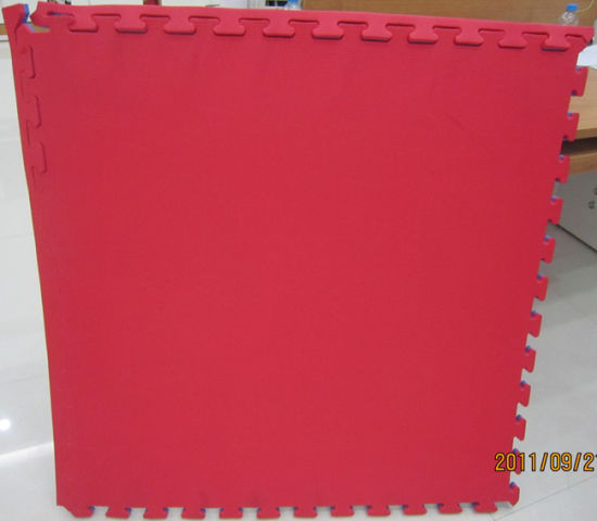 1mx1m High Quality 3cm EVA Taekwondo Tatami Puzzle Martial Arts Mat