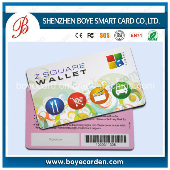 13.56MHz/ 125kHz Contactless Smart Card for Control Access pictures & photos