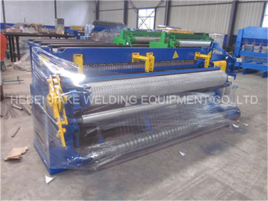 Buy Electric Galvained Steel Wire Mesh Welding Machine pictures & photos