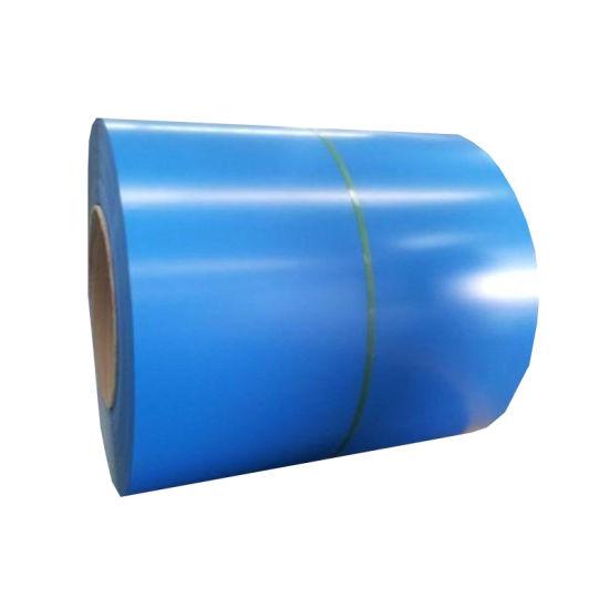 Building Matrerial PPGI Galvanized Prepainted Steel Coil Color Coated Steel Coil
