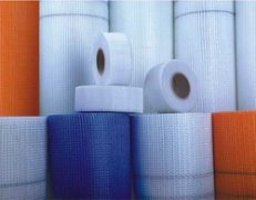 Wall Building Fiberglass Mesh Tape pictures & photos