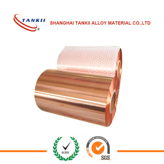 6um Copper Strip Foil For PCB and lithium Battery pictures & photos