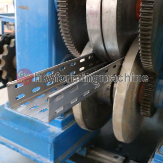 Cable Bridge Roll Forming Machine