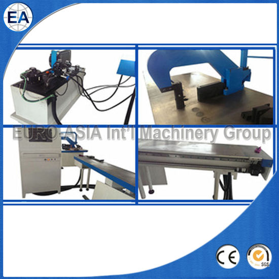 China Servo Hydraulic Copper Busbar CNC Bending Machine