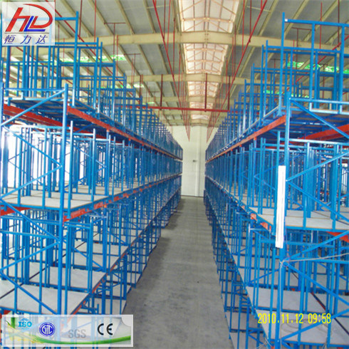 Selective Warehouse Metal Storage Pallet Rack pictures & photos
