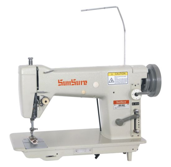 Ss 652multi-Function Embroidery Sewing Machine