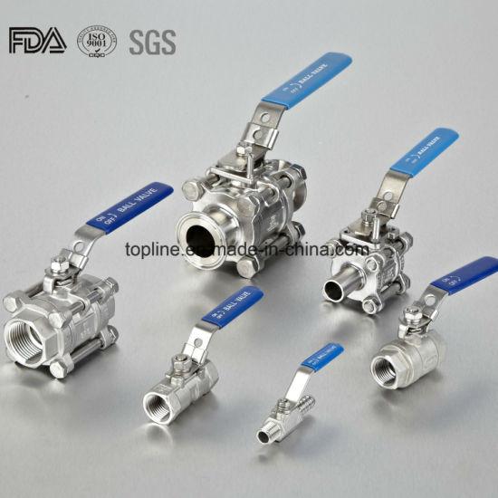 Sanitary Stainless Steel Ball Valves (BV)