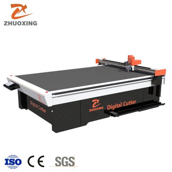 Silicone Gasket Digital Cutting Machine 2516