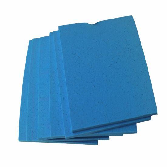 Blue High Density Foam Cushion Material Insole Material