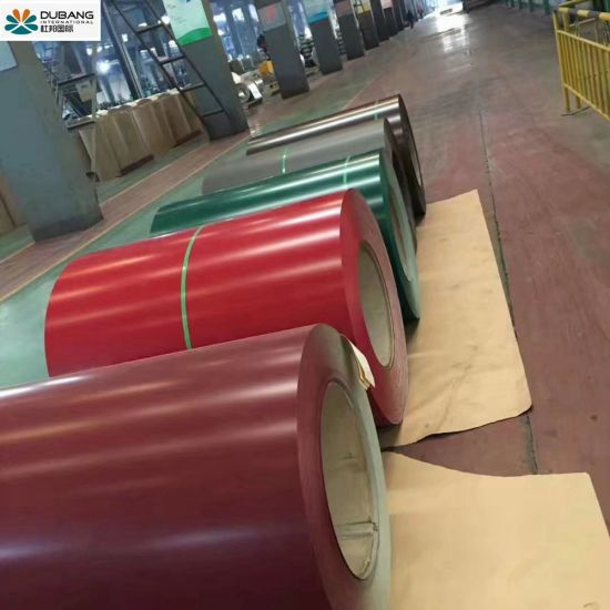 Color Coated Steel Coil for Construction Industry on Sale pictures & photos