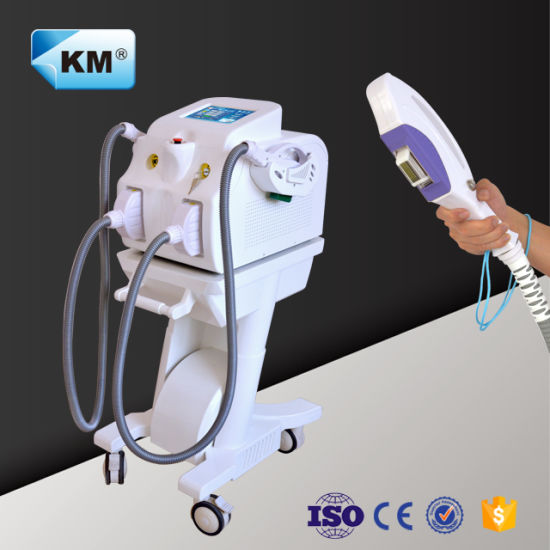 China Professional Shr Ipl Laser Hair Removal Machine For Sale