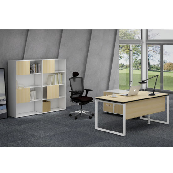 Modern Office Furniture Ceo Desk Table Design Large Executive Sets With Side