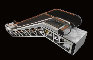Automatic Travelator pictures & photos