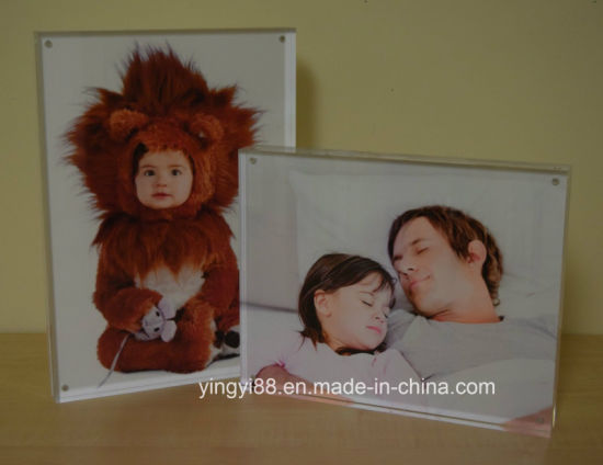 Personalised Custom Printed Photo Acrylic Glass Block pictures & photos