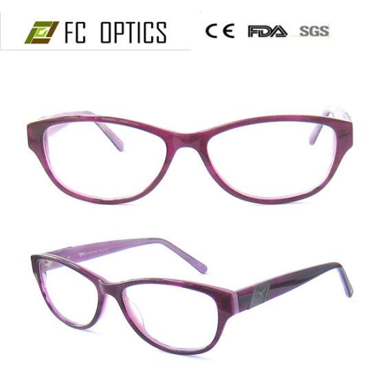 China Top Sale Women Optical Glass Frame, Wholesale Glass - China ...
