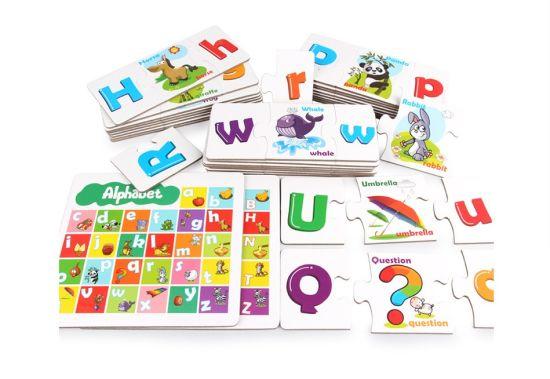 Custom Flashcard Vocabulary Multiplication Flash Cards Set for Kids