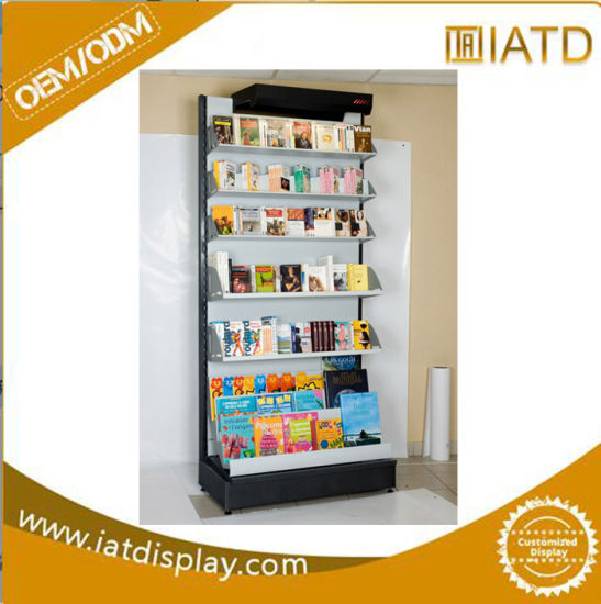Custom Wholesales Metal Retail Book Stand Display pictures & photos