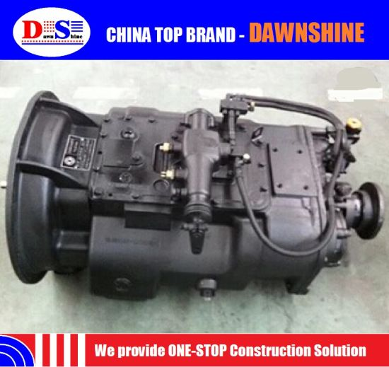 China Auto Parts Fuller Fast Gear Box Transmission Parts Of