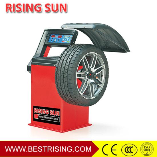 Car Wheel Balancing Machine Auto Garage Equipment