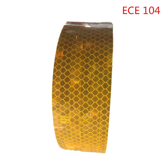 China ece 104 vehicle conspicuity yellow reflective tape for truck ece 104 vehicle conspicuity yellow reflective tape for truck safety aloadofball Gallery