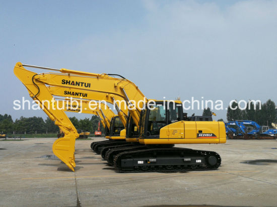 China Shantui Excavator Spare Parts Guide Wheel Series
