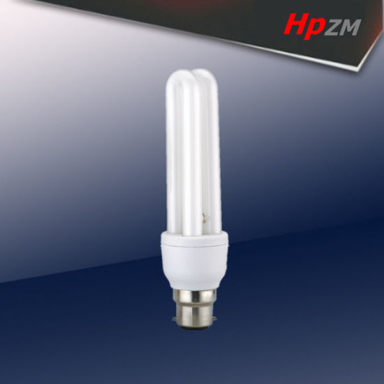 Fluorescent Light 2u Tube Energy Saving Lamp pictures & photos