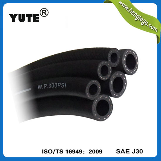 High Pressure 3/16 Inch SAE J30 R9 Flexible Fuel Hose