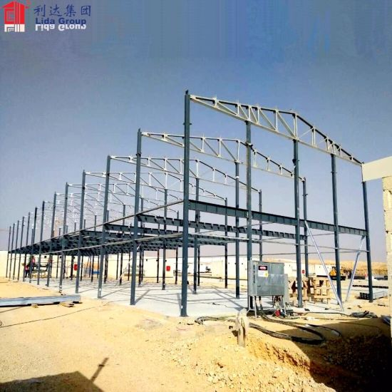 China Low Cost Steel Prefabricated Concrete Houses Prefabricated