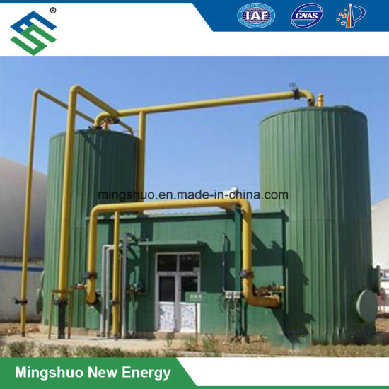 China Biological Desulfurization System for Large Scale