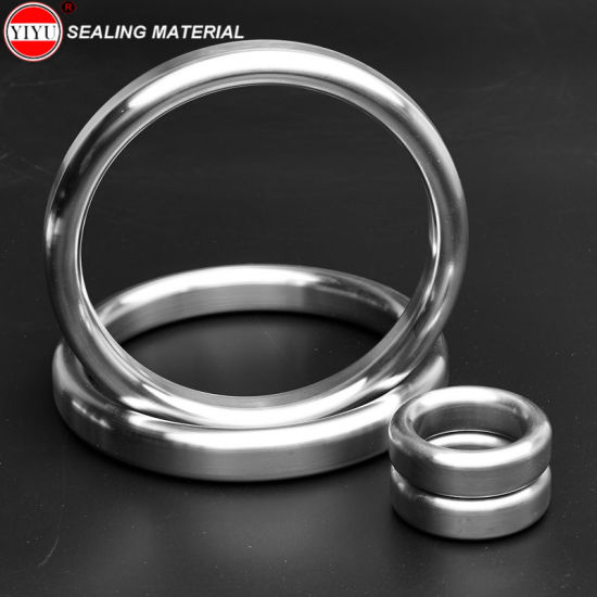 China R49 Inconel625 Oval Ring Gasket Material China Ring Joint