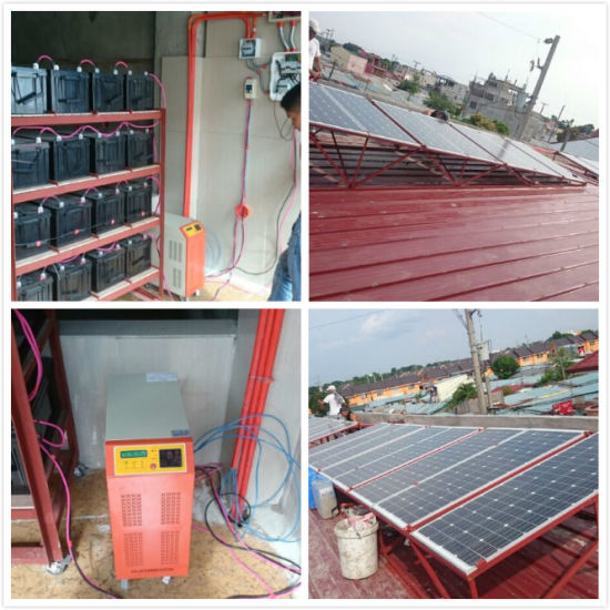 1000W Solar Panel System, Home Solar Systems Price 1000W, Top Quality 1kw off Grid Solar Panel System pictures & photos