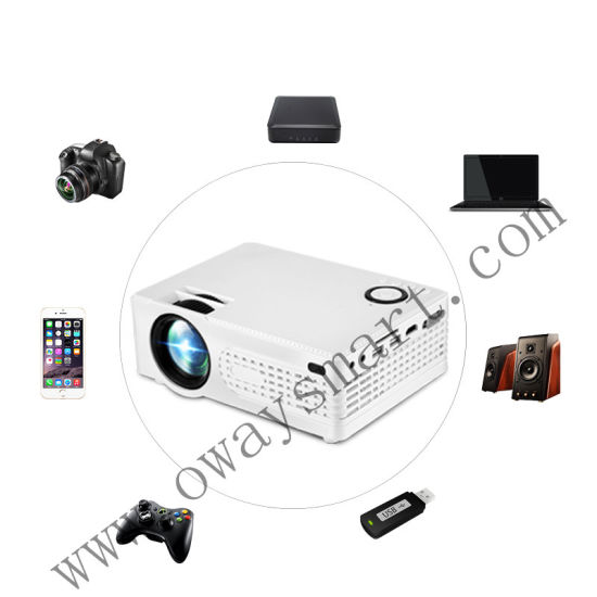 LED Ultra Short Focus Projector with Competitive Price