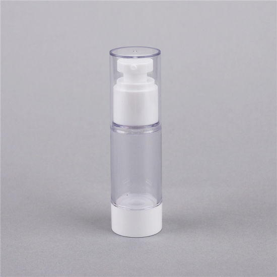 Lotion Bottle Refillable Airless Cosmetic Pump Bottle