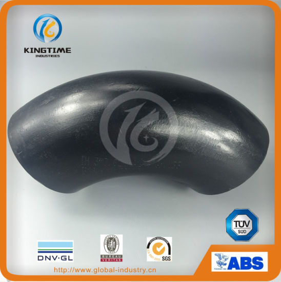 ASME B16.9 Carbon Steel 90d Elbow Butt Welded Pipe Fitting (KT0063)