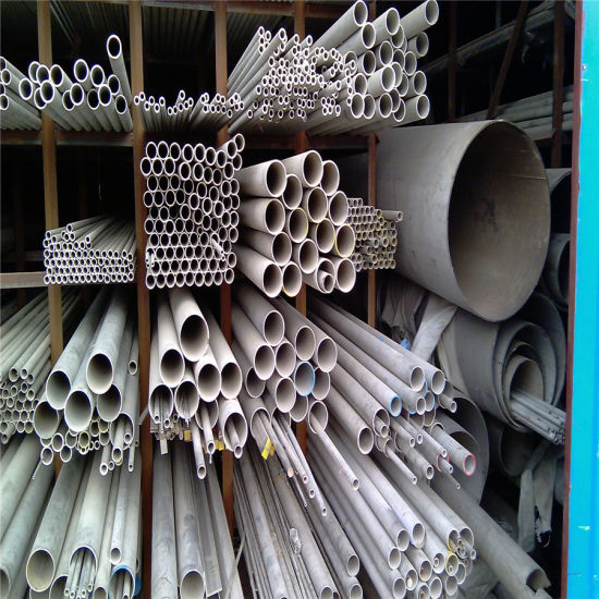ASTM 304L Low Carbon Stainless Steel Seamless Pipe pictures & photos