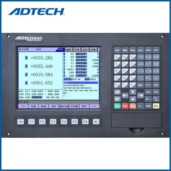 10 4inch 4-Axis CNC Controller for CNC Milling Machine Metal Working