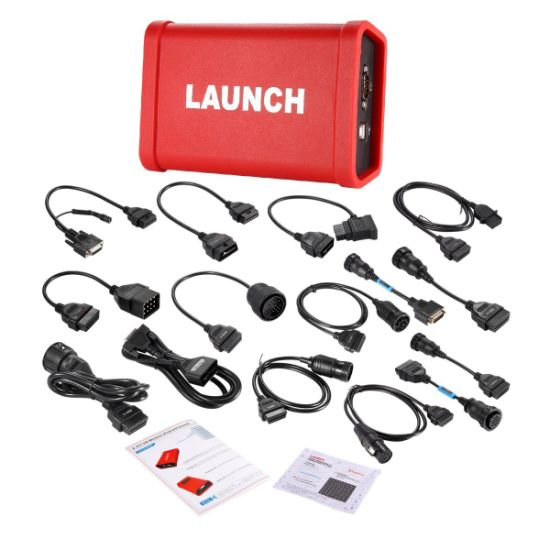 Launch X431 Heavy-Duty Box Truck Module Fault Diagnostic Tool Must Used with X431 PRO3/V+/Padii pictures & photos