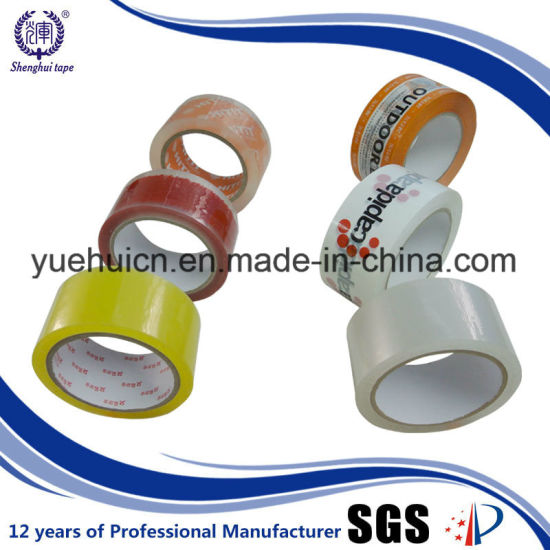 for Express Wrapping Used of Transparent Adhesive Tape pictures & photos