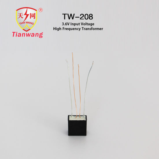Small Sized 3.6V Input High Frequency Transformer Arc Lighter